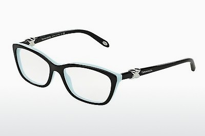 Occhiali design Tiffany TF2074 8055 - Nero, Blu