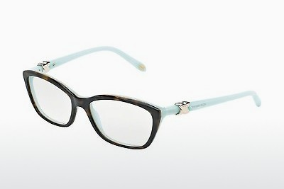 Occhiali design Tiffany TF2074 8134 - Marrone, Avana, Blu