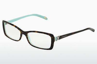 Occhiali design Tiffany TF2091B 8134 - Blu, Marrone, Avana