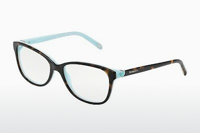 Occhiali design Tiffany TF2097 8134 - Blu, Marrone, Avana