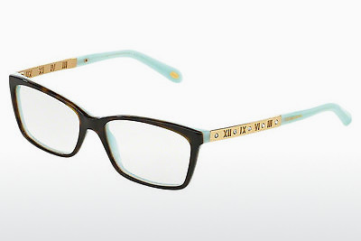 Occhiali design Tiffany TF2103B 8134 - Blu, Marrone, Avana