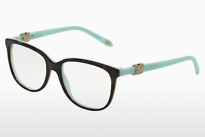 Occhiali design Tiffany TF2111B 8134 - Marrone, Avana, Blu