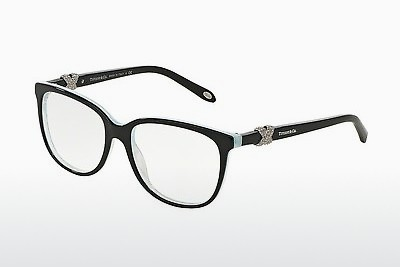 Occhiali design Tiffany TF2111B 8193 - Nero, Marrone, Avana, Blu
