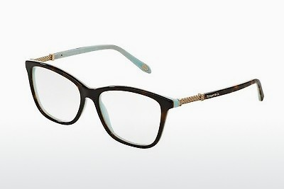 Occhiali design Tiffany TF2116B 8134 - Blu, Marrone, Avana