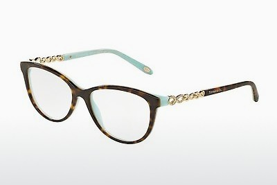 Occhiali design Tiffany TF2120B 8134 - Blu, Marrone, Avana