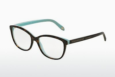 Occhiali design Tiffany TF2121 8134 - Marrone, Avana