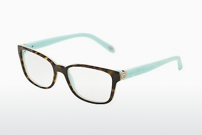 Occhiali design Tiffany TF2122 8134 - Blu, Marrone, Avana