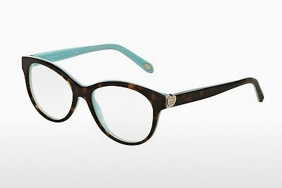 Occhiali design Tiffany TF2124 8134 - Blu, Marrone, Avana