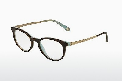 Occhiali design Tiffany TF2128B 8134 - Blu, Marrone, Avana