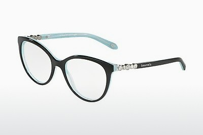 Occhiali design Tiffany TF2134B 8193 - Nero, Marrone, Avana, Blu