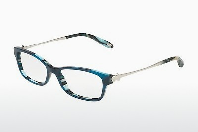 Occhiali design Tiffany TF2140 8208 - Blu, Marrone, Avana