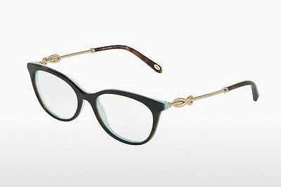 Occhiali design Tiffany TF2142B 8217 - Marrone, Avana, Blu