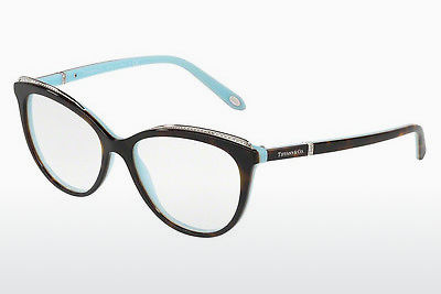 Occhiali design Tiffany TF2147B 8134 - Blu, Marrone, Avana