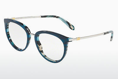 Occhiali design Tiffany TF2148 8208 - Blu, Marrone, Avana