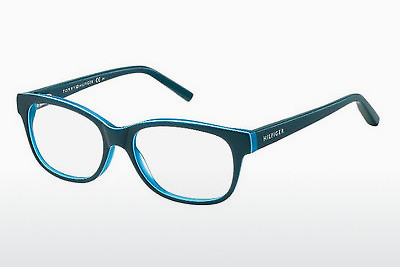 Occhiali design Tommy Hilfiger TH 1017 UCT - Verde, Teal