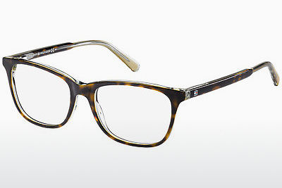 Occhiali design Tommy Hilfiger TH 1234 1IL - Marrone, Avana