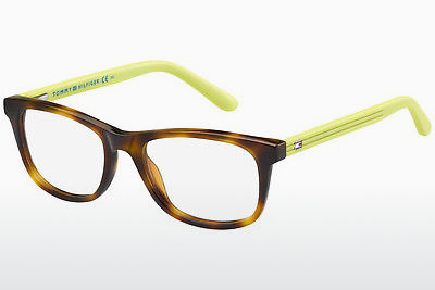Occhiali design Tommy Hilfiger TH 1338 H85 - Avana, Giallo