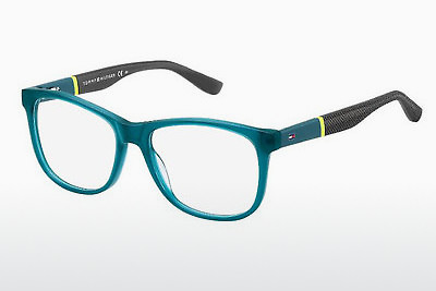 Occhiali design Tommy Hilfiger TH 1406 T94 - Verde, Teal