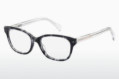 Occhiali design Tommy Hilfiger TH 1439 LLW - Grigio, Marrone, Avana