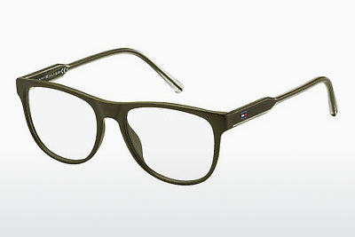 Occhiali design Tommy Hilfiger TH 1441 EEM - Marrone, Verde