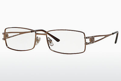 Occhiali design Versace VE1092B 1045 - Marrone