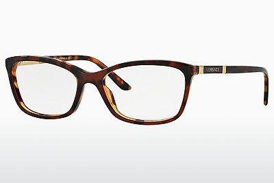 Occhiali design Versace VE3186 5077 - Marrone, Amber