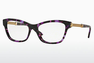 Occhiali design Versace VE3214 5152 - Purpuriniai, Marrone, Avana