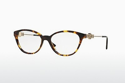 Occhiali design Versace VE3215 5148 - Marrone, Avana