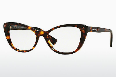 Occhiali design Versace VE3222B 5148 - Marrone, Avana