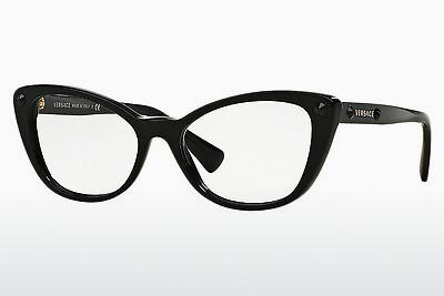 Occhiali design Versace VE3222B GB1 - Nero