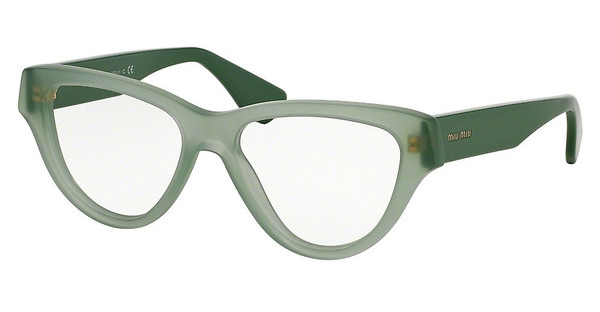 Miu Miu MU 10NV TV21O1 SAND OPAL GREEN