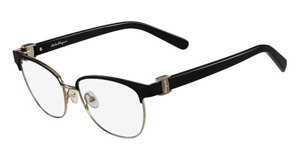 Salvatore Ferragamo SF2147 001 BLACK
