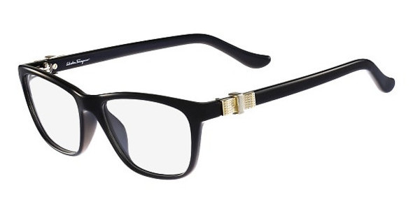 Salvatore Ferragamo SF2728 001 BLACK