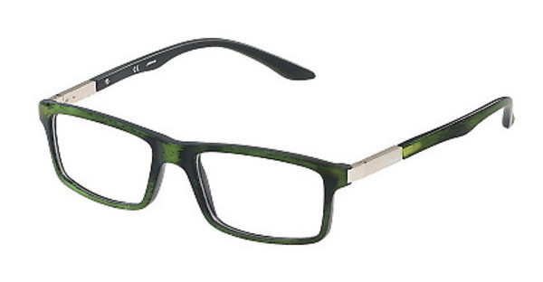 Sting VS6549 9FBG VERDE OPACO STRIATO