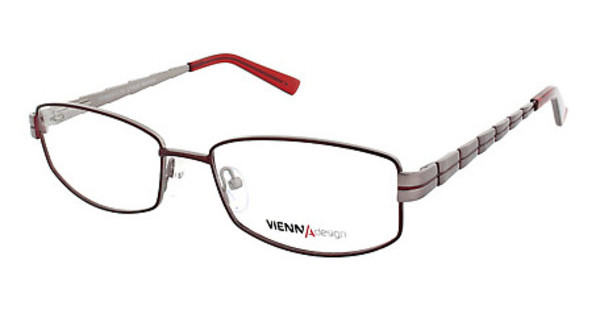 Vienna Design UN469 01 matt red/matt gun