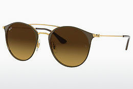 Occhiali da vista Ray-Ban RB3546 900985 - Oro, Marrone