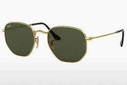 Occhiali da vista Ray-Ban Hexagonal (RB3548N 001) - Oro