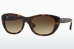 Occhiali da vista Ray-Ban RB4227 710/13 - Marrone, Avana