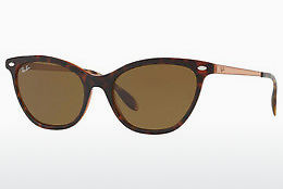 Occhiali da vista Ray-Ban RB4360 123373 - Marrone, Avana