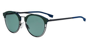 Boss BOSS 0784/S BQZ/5L GREY GREENMATT BLUE (GREY GREEN)