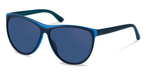 Claudia Schiffer C3012 D sun protect - fash blackblue light blue layered