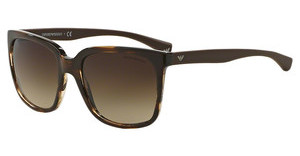 Emporio Armani EA4049 538613 BROWN GRADIENTSTRIPED BROWN