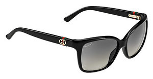 Gucci GG 3645/S D28/WJ GREY SF PZSHN BLACK (GREY SF PZ)