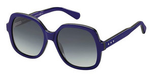Marc Jacobs MJ 589/S 647/HD GREY SFBLUE BKBL (GREY SF)