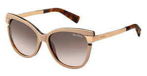 Max Mara MM LAYERS II CJJ/K8 BROWN SFBEIVHV GD