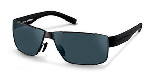 Porsche Design P8509 C blue, black mirroreddark gun, blue