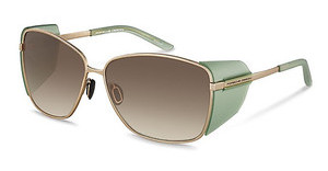 Porsche Design P8599 C brown gradientrose gold