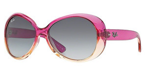 Ray-Ban Junior RJ9048S 173/11 GREY GRADIENTFUXIA GRADIENT/PEACH