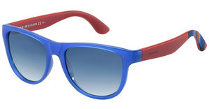 Tommy Hilfiger TH 1341/S H9Q/08 ORGA B.6BLUE RED