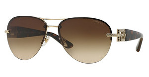 Versace VE2159B 125213 BROWN GRADIENTPALE GOLD